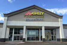 Ashley HomeStore will relocate from its Parkdale Mall location to a 30,000-square-foot building at the corner of Dowlen Road and Folsom Drive.