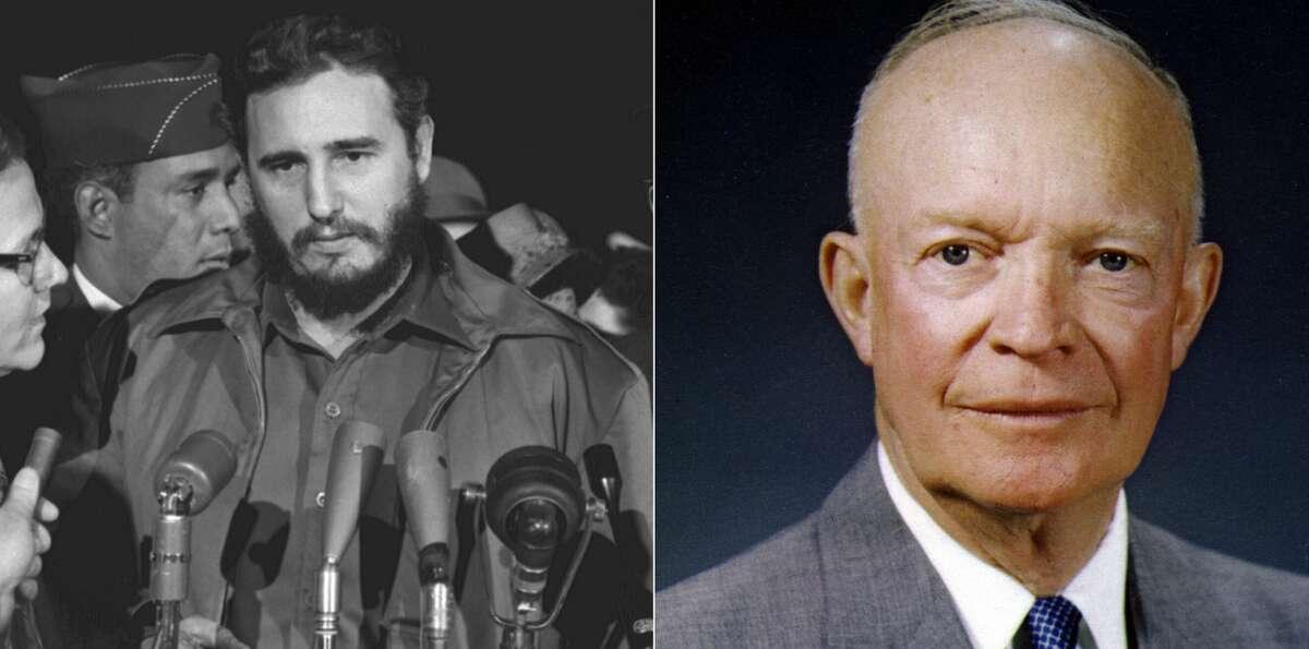 1959 - Dwight D. Eisenhower