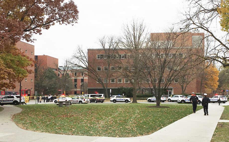 Hospitalised In Ohio State University Shooting, Suspect Killed