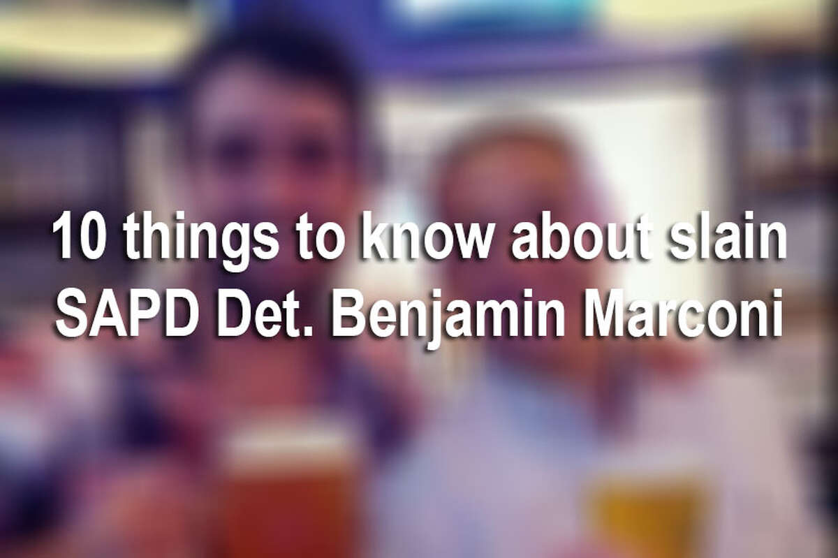 Days after SAPD Det. Benjamin Marconi was shot and killed ambush-style outside of police headquarters, the community is remembering him as a father, grandfather, and good friend. Here are 10 things to know about slain SAPD Det. Benjamin Marconi.