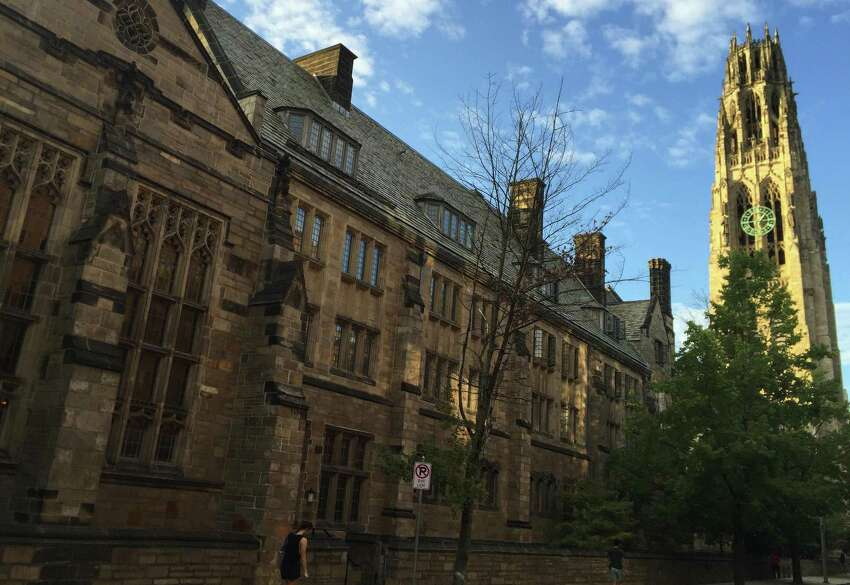 Yale University Students from the top 1 percent: 18.7% Students from the bottom 60 percent: 16.3% Median family income: $192,600 Nationwide rank for most 1 percent students: 27 Chance a poor student has to become a rich adult: 57% Median student income at age 34: $76,000 Source:The New York Times