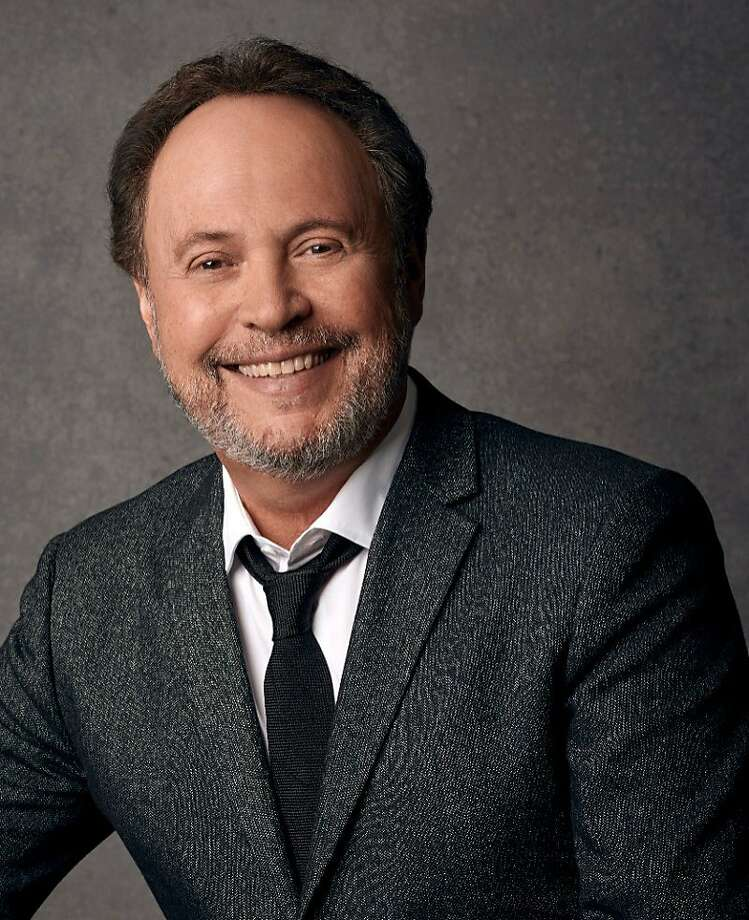 "Billy Crystal will bring his ""Spend the Night With Billy Crystal"" national tour to San Jose on March 2. Photo: Steve Schofield"