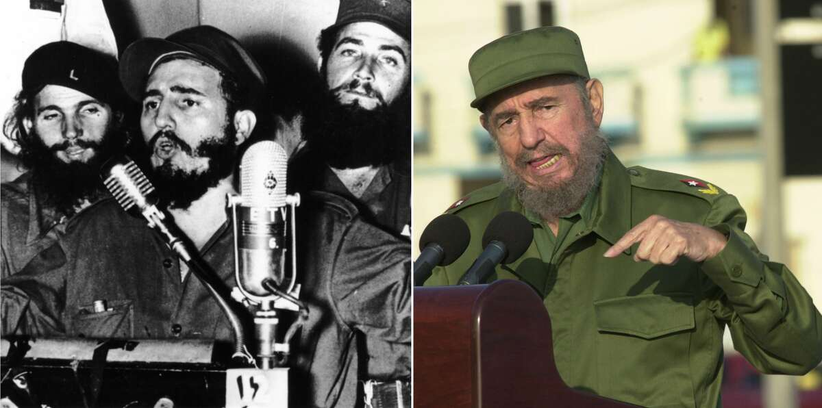Fidel Castro, 1926 - 2016 Click through to see Fidel Castro through the ages, as well as the American presidents who opposed him.