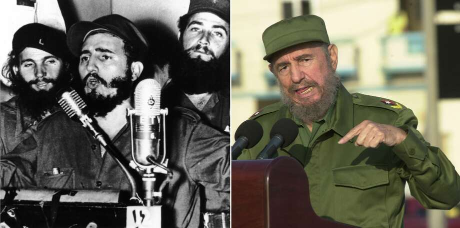 Fidel Castro, 1926 - 2016Click through to see Fidel Castro through the ages, as well as the American presidents who opposed him. Photo: Getty