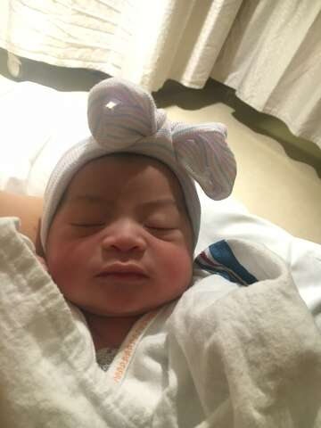 San Antonio TV weathercaster welcomes new baby - SFChronicle com