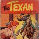 The Texan' comic book offered dusty, dangerous escapism in