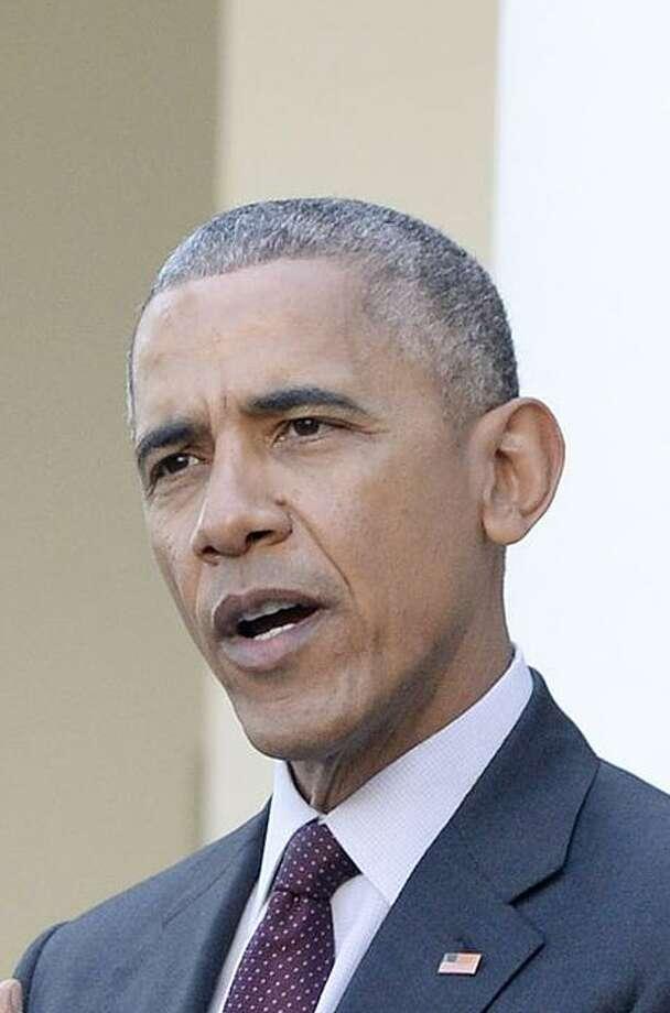 U.S. President Barack Obama Photo: Olivier Douliery /Abaca Press /TNS / Abaca Press