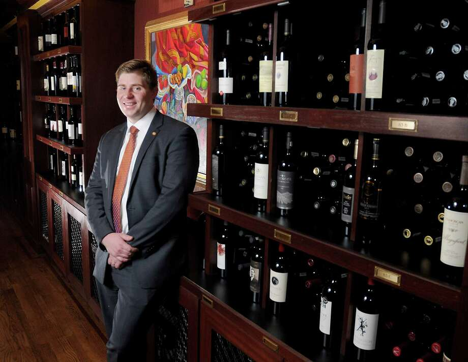 Master Sommelier Jack Mason will split his time at Houston's two Pappas Bros. Steakhouses. Photo: Dave Rossman, Freelance / Dave Rossman
