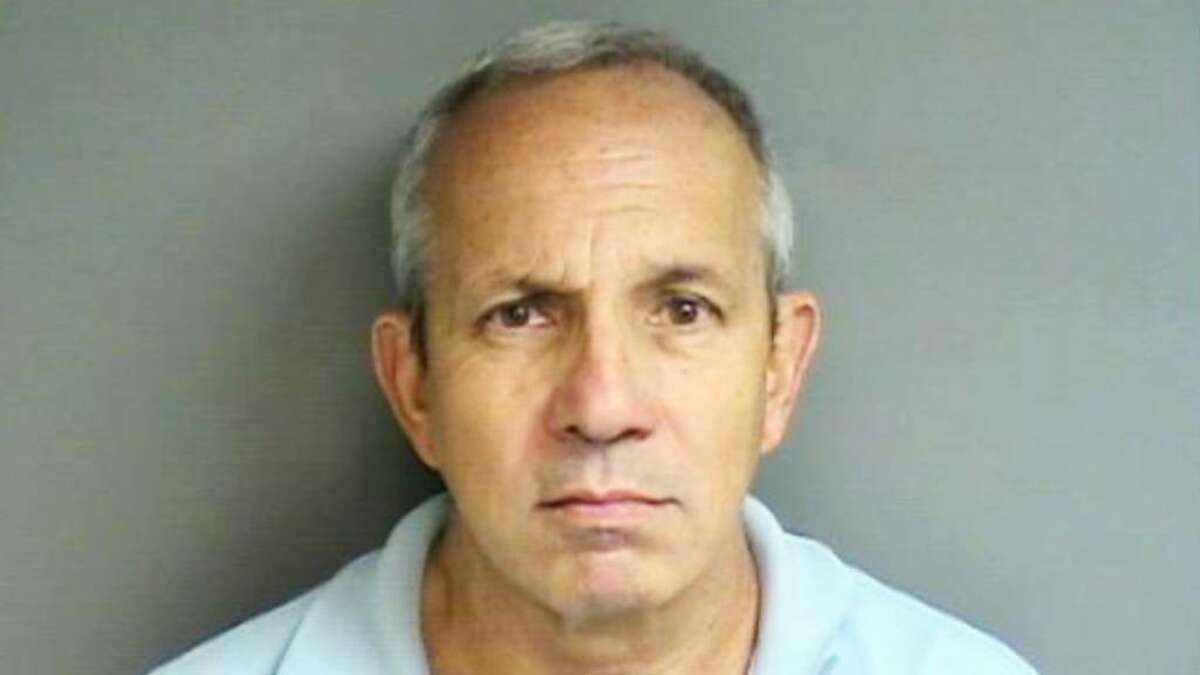 FILE - James Santorella, 62, of Norwalk, a City of Stamford accountant, was arrested and charged with two counts of larceny in the first degree.