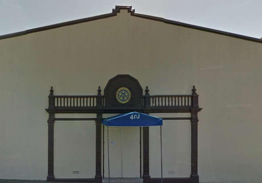 American Legion Hall in Antioch. Photo: Google Street View