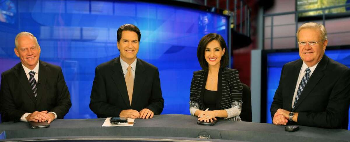 KSAT-TV's 10 p.m. team -- sportscaster Greg Simmons and co-anchors Steve Spriester and Isis Romero - will welcome a new member following the retirement of weathercaster Steve Browne in June: four-year station veteran Adam Caskey.