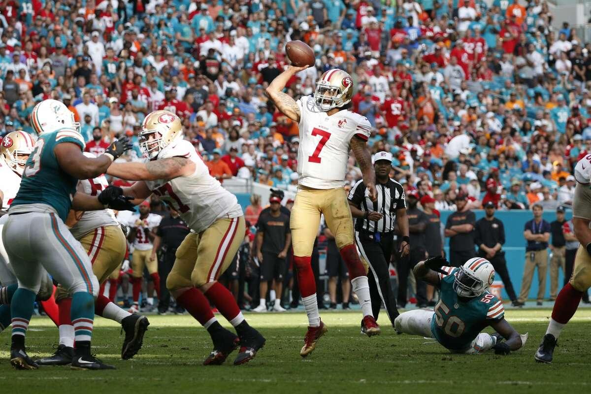 31(Last week: 31): San Francisco 49ers (1-10)