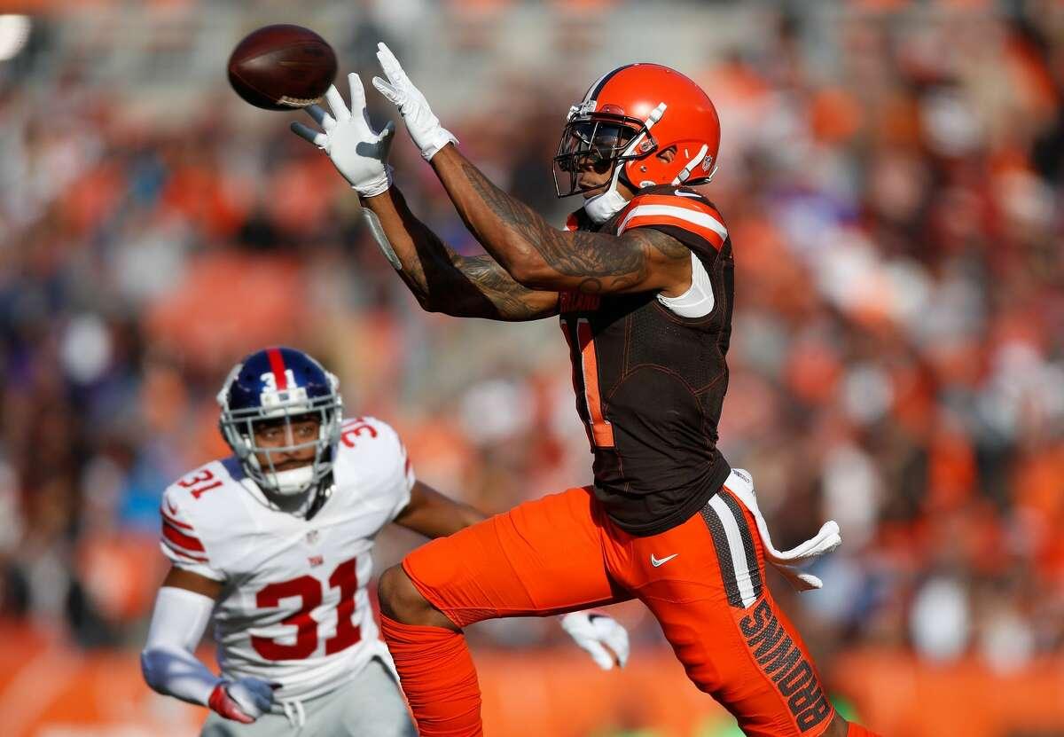 32(Last week: 32): Cleveland Browns (0-12)