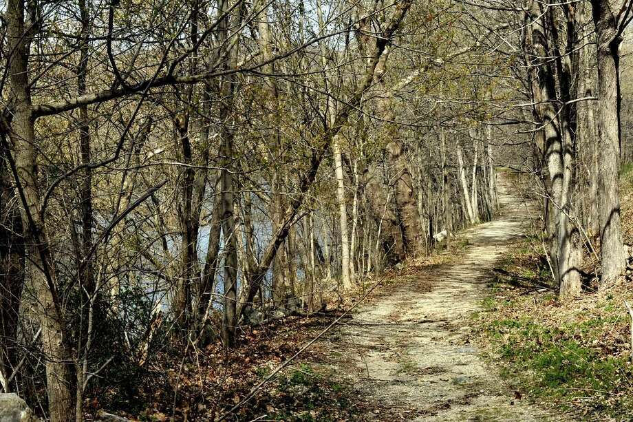This Sega Meadows trail will be the first leg of the New Milford River Trail, a trail for bike riding. Photo: Hearst Connecticut Media File Photo / The News-Times