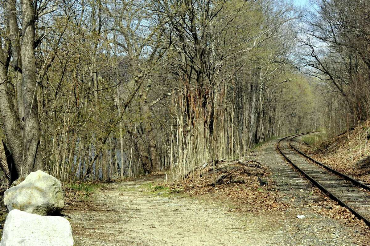 This Sega Meadows trail will be the first leg of New Milford River Trail, a trail for bike riding.