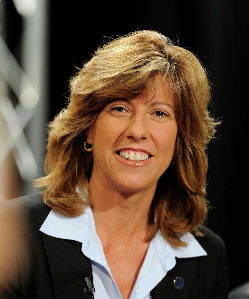 Carmella Mantello, Troy city council president. (Skip Dickstein/Times Union)
