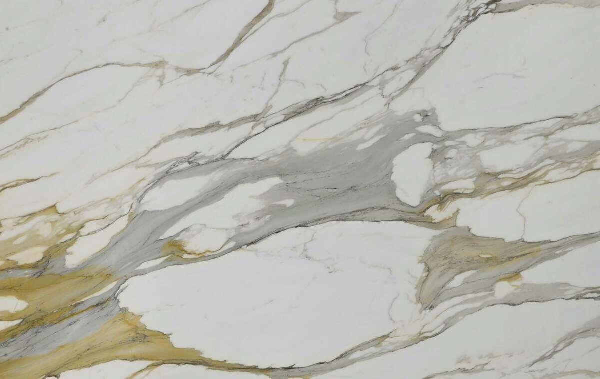 Calacatta Gold Borghini Extra marble from Italy.
