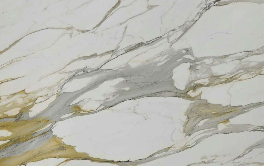 Calacatta Gold Borghini Extra marble from Italy. Photo: Aria Stone Gallery, Photographer / © 2016 Casey Crane Photography