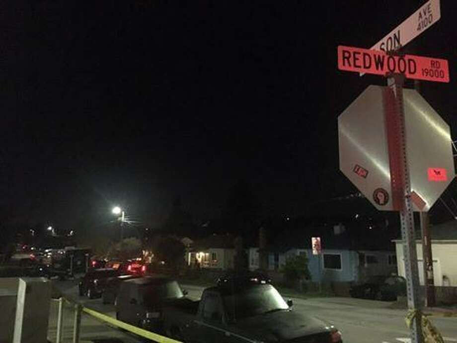 Deputies in Alameda County are searching for an assailant who killed a man on Monday night in a drive-by shooting in Castro Valley. Photo: Alameda County Sheriff's Office / /