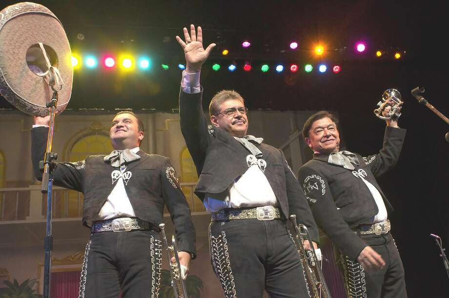 Mariachi Vargas de Tecalitlán has been together since 1897. Photo: Foto De Cortes�a