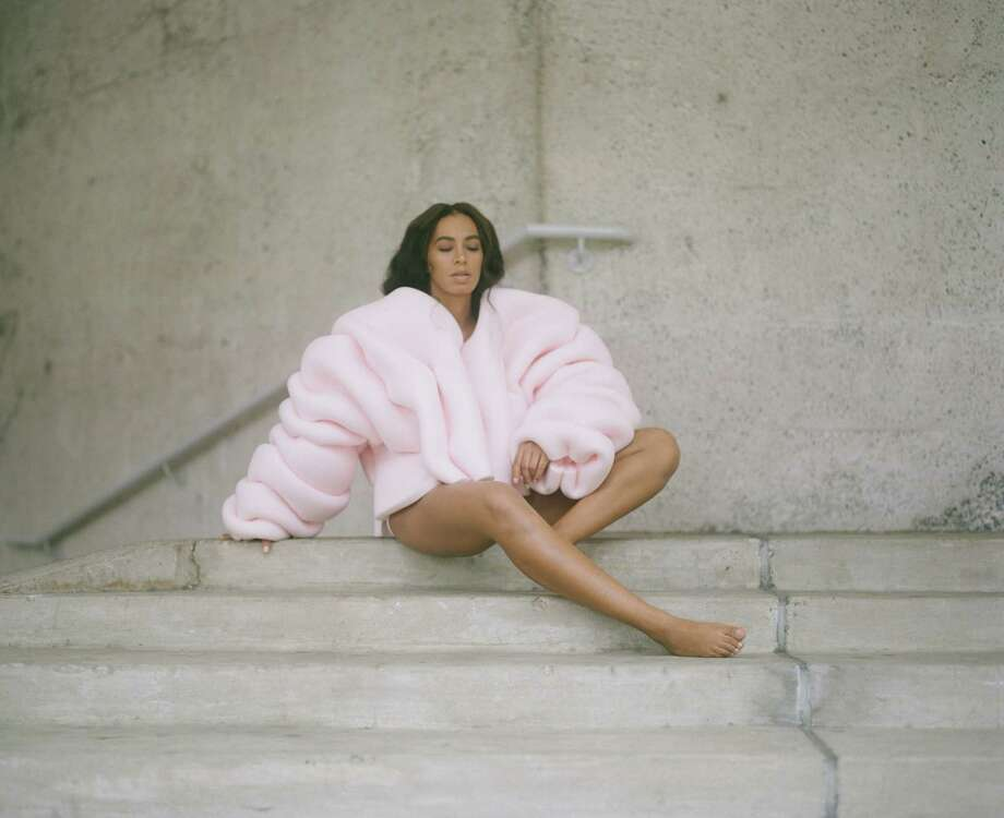 Solange released a 112-page digital book with her album A Seat At the Table. Photo: Carlota Guerrero