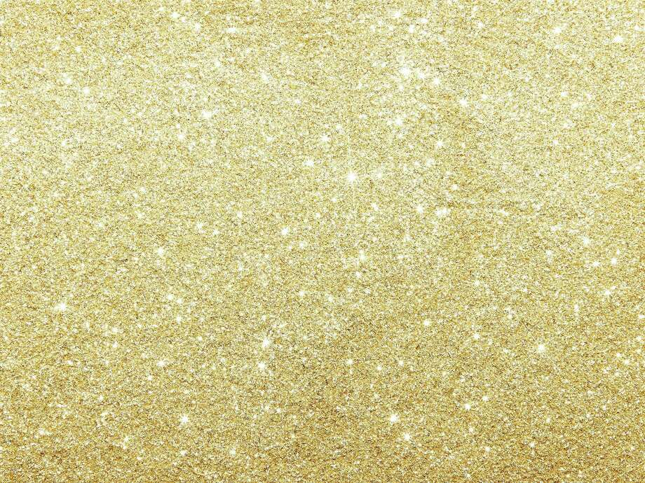 Golden glitter texture for abstract background / akamaraqu - Fotolia
