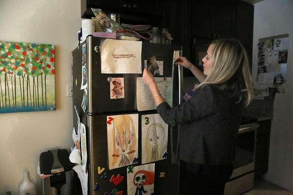 Jill Townsend at home on Monday, November 28, 2016, in San Anselmo, Calif.