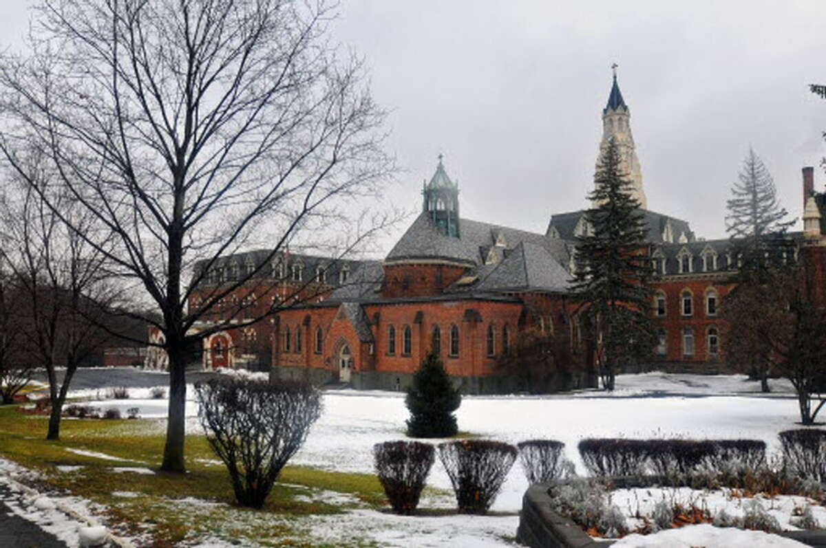 The Kenwood convent, formerly the Doane Stuart School, on Tuesday Jan. 19, 2010, in Albany, N.Y. (Philip Kamrass / Times Union archive)