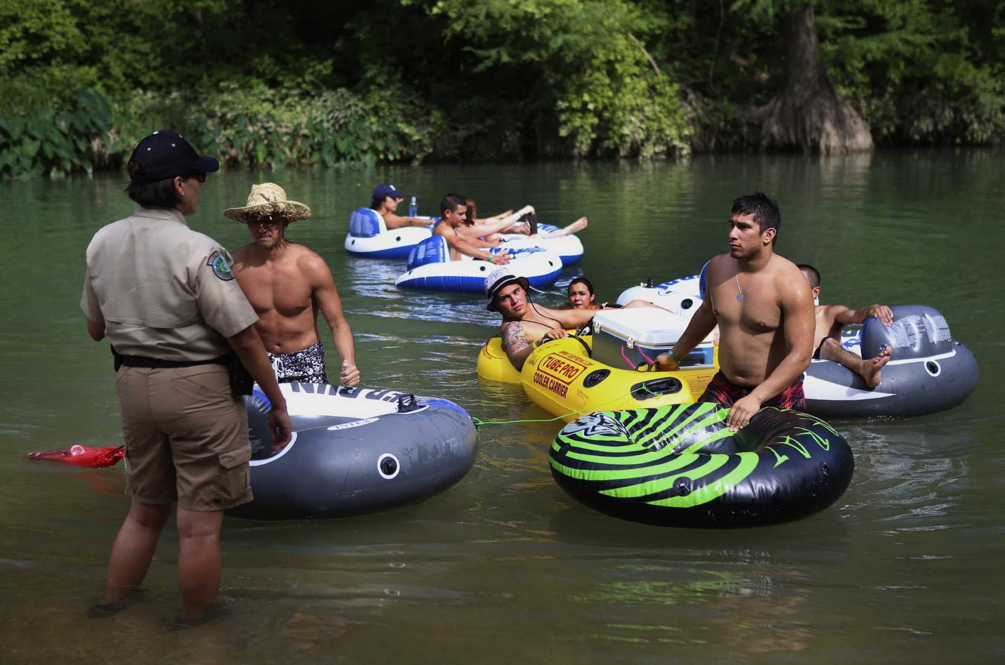 Colleges In Austin Tx >> San Marcos River tube renters agree to more rules, monitoring - ExpressNews.com