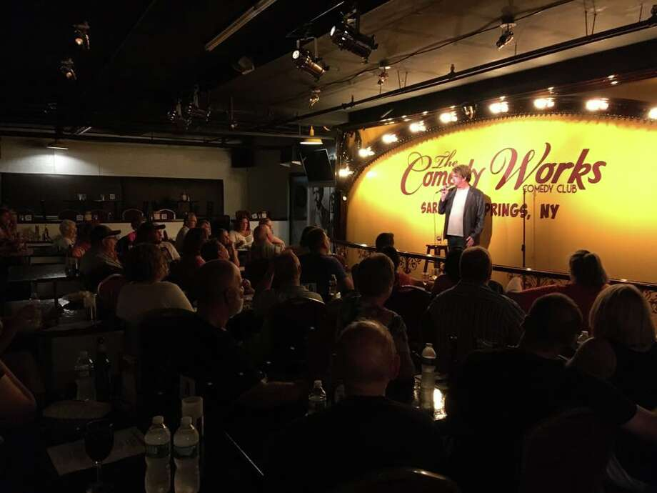 The Comedy Works.Local and national touring comedians. The venues also offer a dinner and a show package.When/where: Check out the calendar of events for the Saratoga Springs location or the Cohoes one. Photo: The Comedy Works