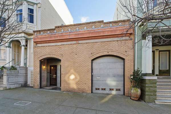 259 Frederick St. in Cole Valley is a three-bedroom, two -bathroom loft-style residence available for $1.895 million.�