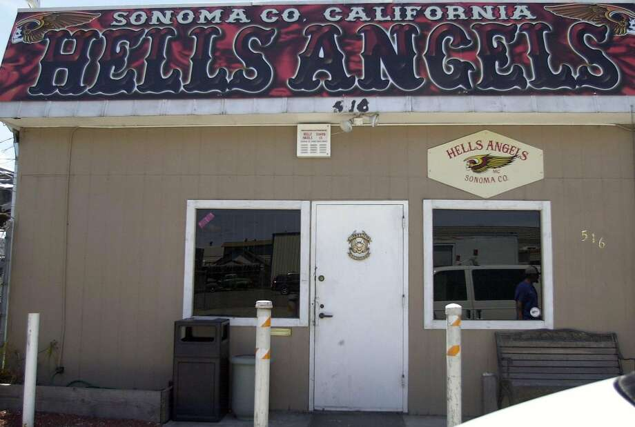 Hells Angels member arrested in Santa Rosa sex assault - SFGate
