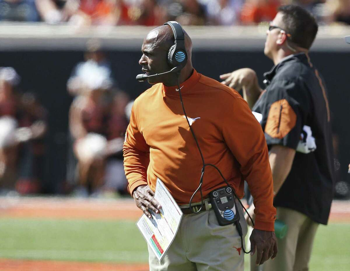 The University of Texas has fired head football coach Charlie Strong, and a reader laments that he will be leaving with a big chunk of cash.
