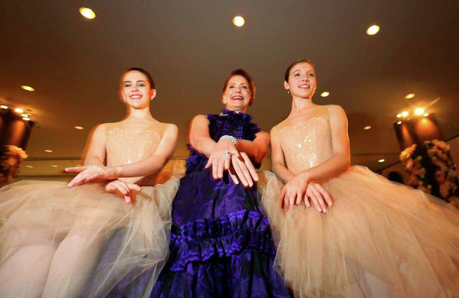 Scenes from the MFAH Grand Gala Ball on Friday, Oct. 7, 2016, in Houston. ( Annie Mulligan / Houston Chronicle ) Photo: Annie Mulligan, Staff / © 2016 Houston Chronicle