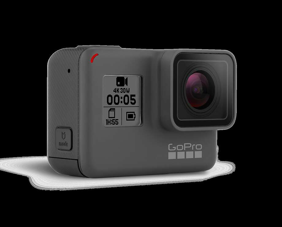GoPro Hero 5 Black: After years of trying to keep waterproof cases dry, clean and fog-free, GoPro finally has produced a Hero camera that is itself waterproof to 33 feet. Photo: GoPro