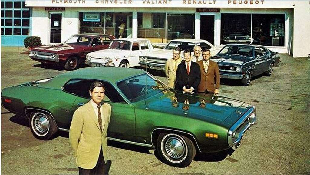 New Milford\'s Walter Southworth, of Southworth\'s car dealership ...