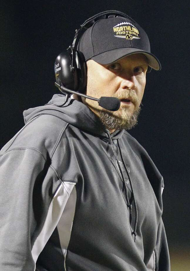 Former Northland Christian football coach David Nelson has been named to the same position at Houston Christian. Photo: Diana L. Porter, Freelance / © Diana L. Porter
