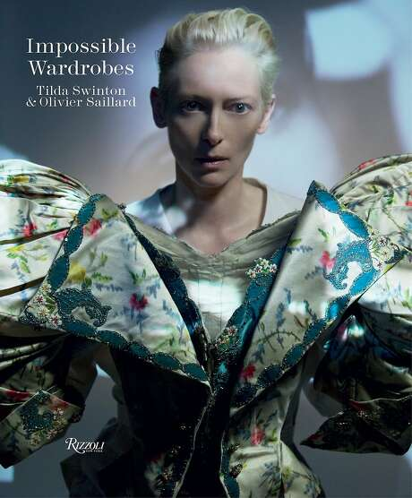 """Impossible Wardrobes"" by Olivier Saillard and Tilda Swinton, photographs by Ruediger Glatz (Rizzoli, three book set, $125). Photo: Rizzoli"