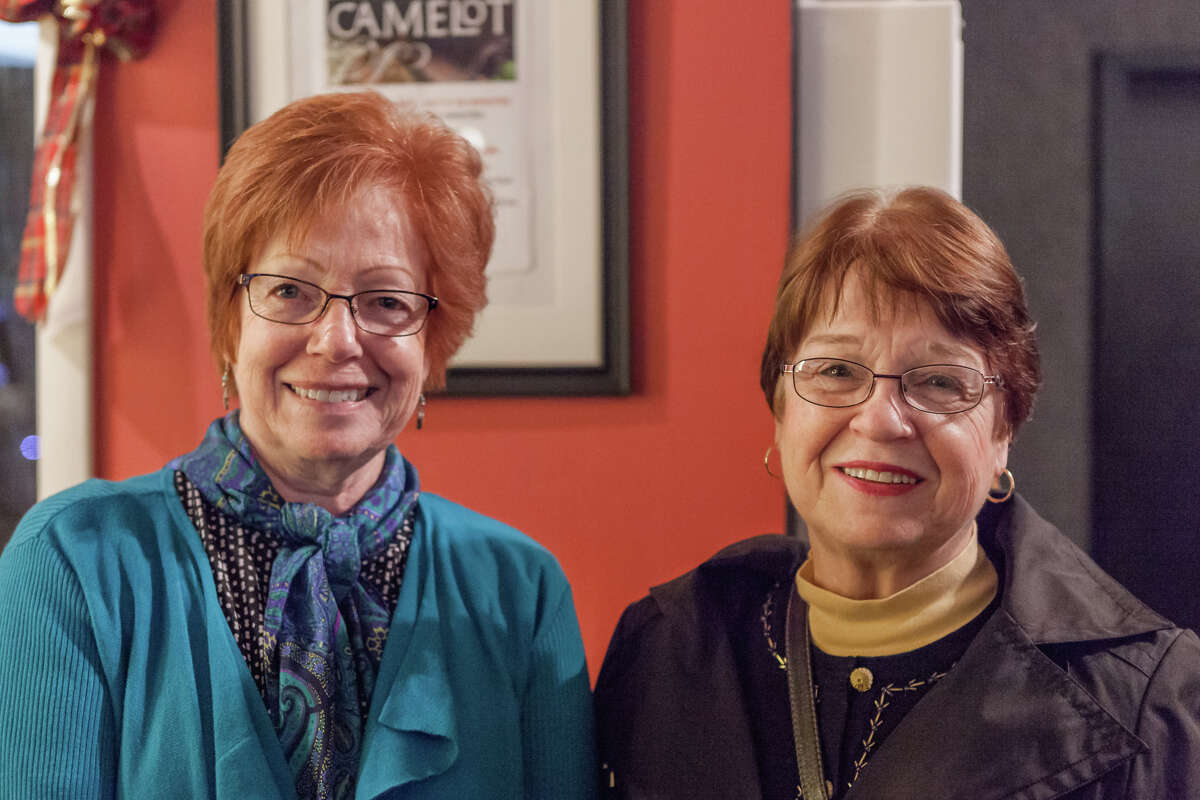 Were you Seen at opening night of'Camelot' at Capital Rep in Albany onTuesday, Nov. 29, 2016? The musical runs through December 24