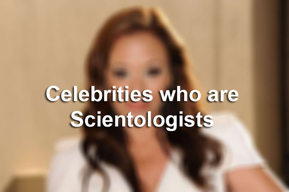 Celebrities who are current or former Scientologists.