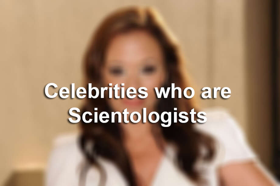 Celebrities who are current or former Scientologists. Photo: Mysa