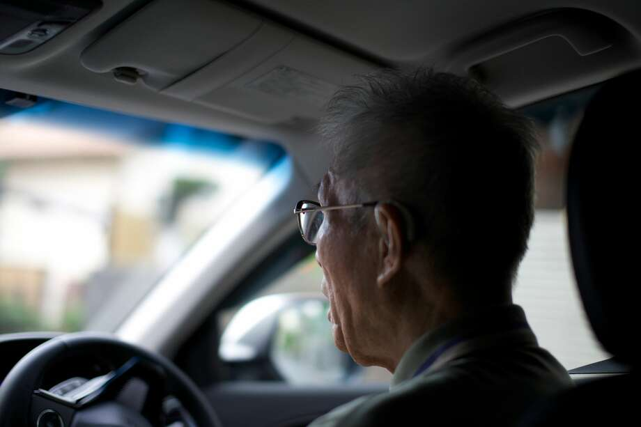 Japan is looking to lower the number of car crashes involving elderly drivers behind the wheel, by offering them a reason to give up their license. Photo: Tadamasa Taniguchi/Getty Images