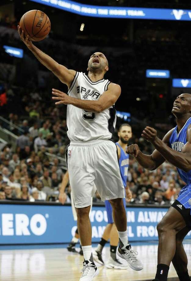Spurs' Tony Parker out against Wizards - San Antonio ...