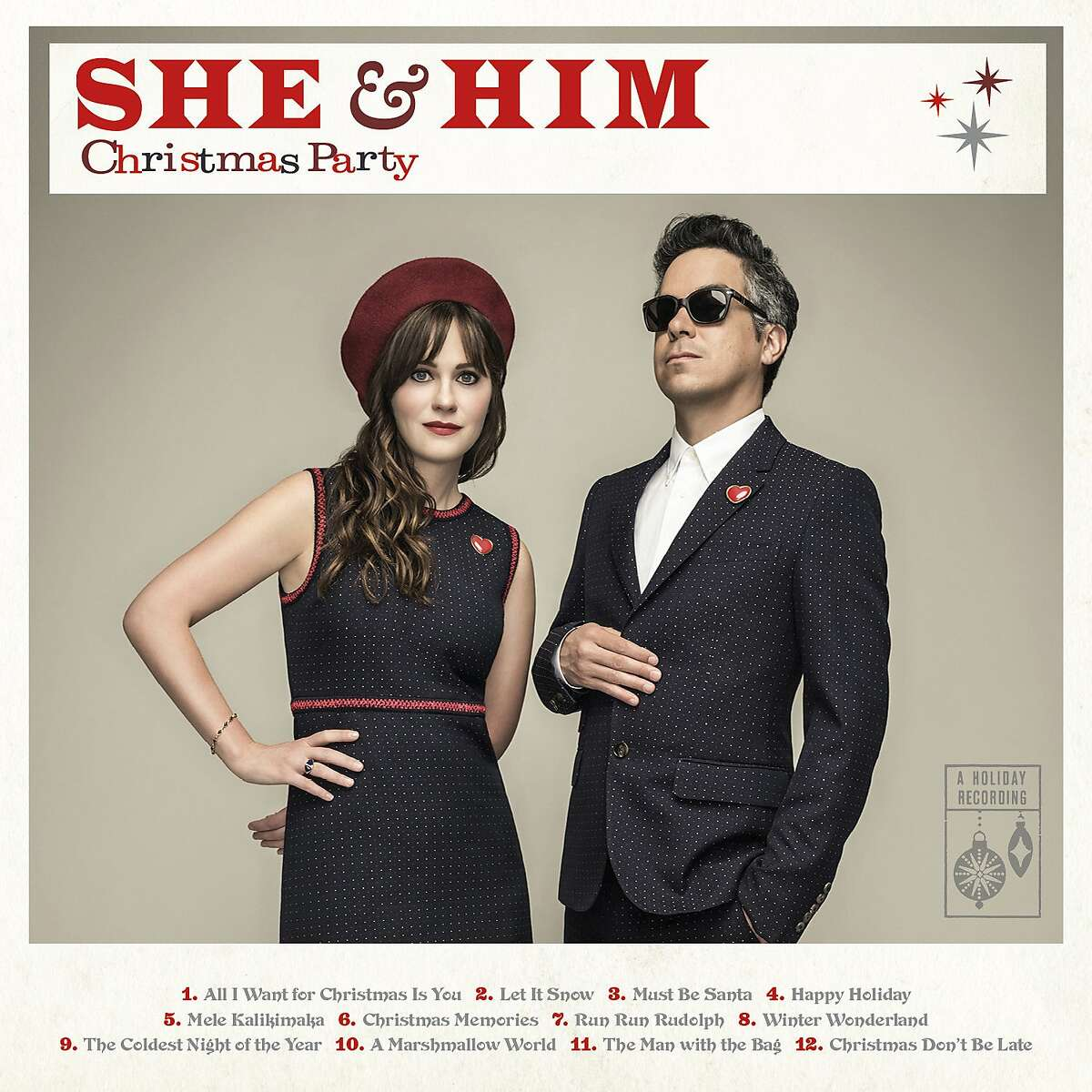 She & HIm, 'Christmas Party'