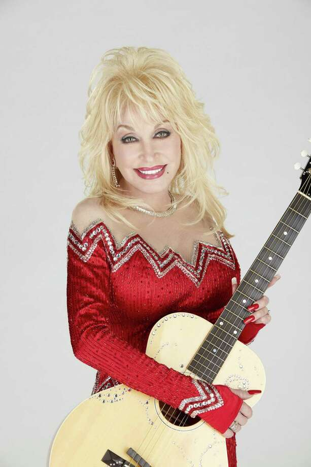 """Dolly Parton plays the town harlot in """"Dolly Partons Christmas of Many Colors: Circle of Love."""" Photo: NBC / 2016 NBCUniversal Media, LLC"""