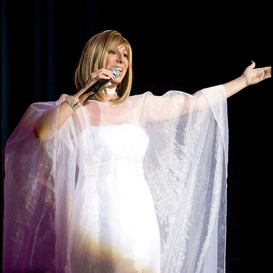 Barbra Streisand impersonator Sharon Owens. Photo: Courtesy
