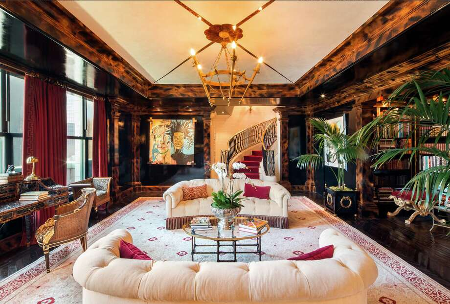 Tommy Hilfiger's New York City Penthouse is on the market for $58.9 million.www.toptenrealestatedeals.com Photo: Corcoran