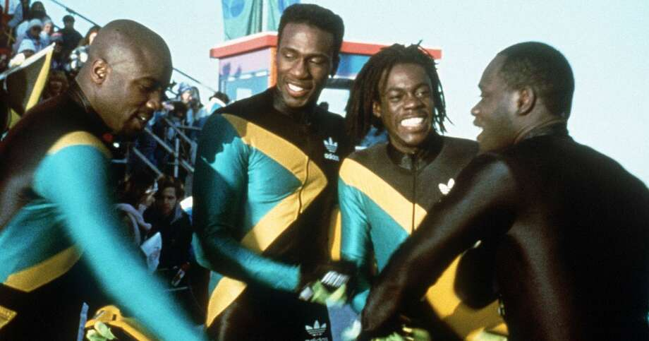 """Cool Runnings,"" a film about the first Jamaican bobsled team, will screen Thursday at Discovery Green. Photo: Walt Disney Pictures"