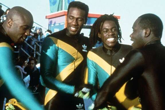 """""""Cool Runnings,"""" a film about the first Jamaican bobsled team, will screen Thursday at Discovery Green."""