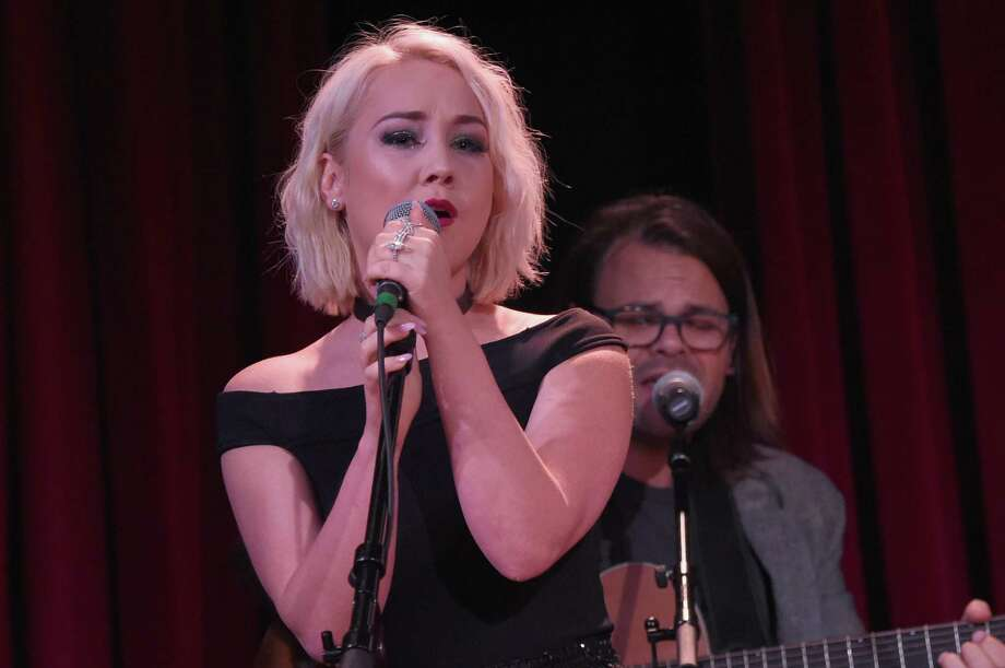 "Raelynn is from Baytown and was on ""The Voice."" Photo: Rick Diamond, Getty Images For CMT / 2016 Getty Images"